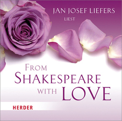 Jan Josef Liefers liest - From Shakespeare with love, Audio-CD