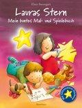 Lauras Stern - Mein buntes Mal- und Spielebuch