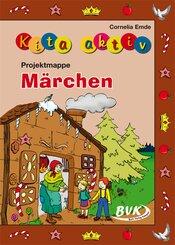 """Kita aktiv """"Projektmappe Märchen"""" - Bd.1"""