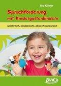 Sprachförderung mit Kindergartenkindern, ab 2 Jahren