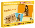 """Sprachförderung mit Bildkarten """"Indianer"""""""