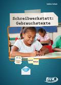 """Schreibwerkstatt """"Gebrauchstexte"""""""