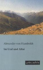 Humboldt, Alexander von;Cancrin, Georg Graf von