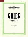 Sonate Nr. 3 c-Moll op.45, für Violine und Klavier