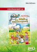 """Literaturprojekt zu """"Die Karottenbande - Der Dieb im Schrebergarten"""""""