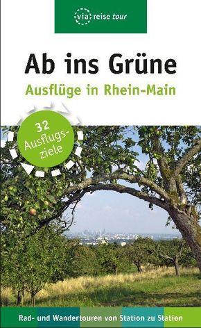 Ab ins Grüne Ausflüge in Rhein-Main