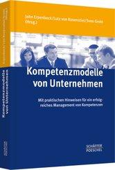Kompetenzmodelle von Unternehmen