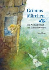 Grimms Märchen, Postkartenbuch