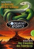 Codewort Risiko - Im Bann der weißen Schlange - Codewort Risiko - Das Erwachen des Feuerbergs