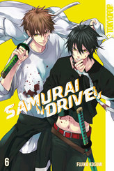 Samurai Drive - Bd.6