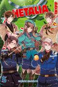 Hetalia - Axis Powers - Bd.5