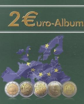 2 Euro Sammelalbum ab 2012 - Bd.2