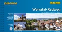 Bikeline Radtourenbuch Werratal-Radweg