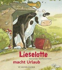 Lieselotte macht Urlaub, Mini-Ausgabe