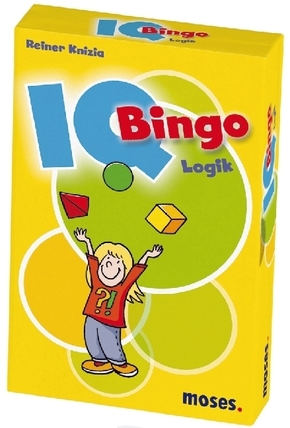 IQ Bingo Logik (Kinderspiel)