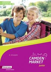 Camden Market Junior: 4. Klasse, Workbook mit 2 Audio-CDs