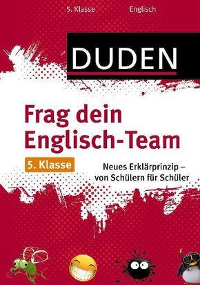 Frag dein Englisch-Team 5. K..