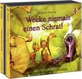 Wecke niemals einen Schrat!, 4 Audio-CDs