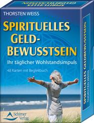 Spirituelles Geldbewusstsein, Affirmationskarten m. Begleitbuch
