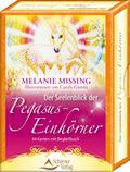 Der Seelenblick der Pegasus-Einhörner, m. Meditationskarten