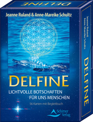 Delfine - Lichtvolle Botschaften für uns Menschen, m. Orakelkarten
