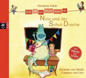 Nino und der Schul-Drache, 1 Audio-CD