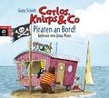 Carlos, Knirps & Co - Piraten an Bord!, 1 Audio-CD