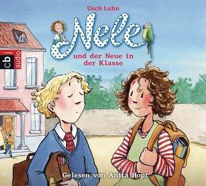 Nele und der Neue in der Klasse, 2 Audio-CDs