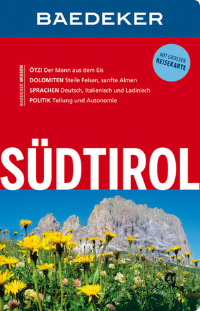 Baedeker Südtirol