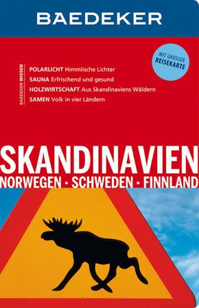 Baedeker Skandinavien - Norwegen, Schweden, Finnland