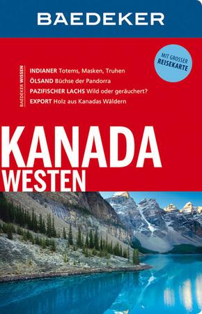 Baedeker Kanada, Westen