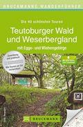 Bruckmanns Wanderführer Teutoburger Wald und Weserbergland