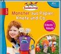 Monster aus Papier, Knete und Co.
