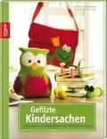 Bergmann, Gefilzte Kindersachen