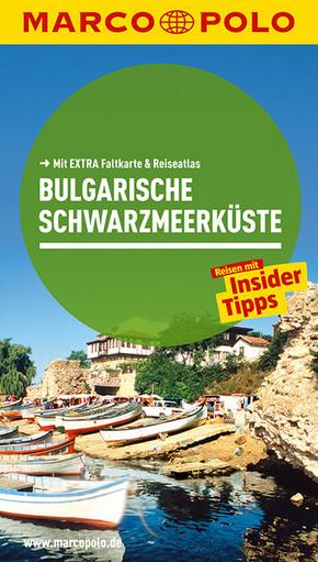 Marco Polo Reiseführer Bulgarische Schwarzmeerküste