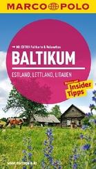 Marco Polo Reiseführer Baltikum - Estland, Lettland, Litauen