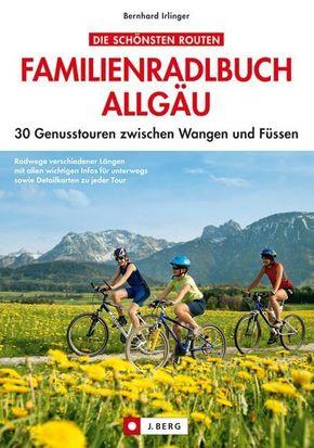 Familienradlbuch Allgäu