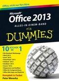 Microsoft Office 2013 für Dummies, Alles-in-einem-Band