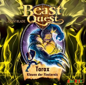 Beast Quest - Tarax, Klauen der Finsternis, Audio-CD