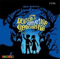 Eine dunkle und GRIMMige Geschichte, 3 Audio-CDs
