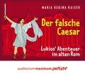Der falsche Caesar, 2 Audio-CDs