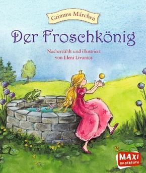 Der Froschkönig - Maxi Bilderbuch