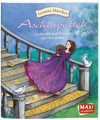 Aschenputtel - Maxi Bilderbuch