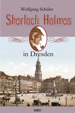 Sherlock Holmes in Dresden
