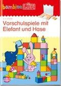bambinoLÜK-Übungshefte: Erstes Lernen mit Elefant und Hase