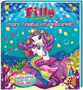 Filly Mermaid. Unsere funkelnde Unterwasserwelt