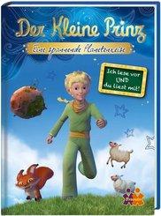 Der kleine Prinz. Eine spannende Planetenreise für Erstleser