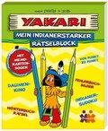 Yakari. Mein indianerstarker Rätselblock