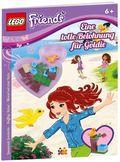 LEGO® Friends. Eine tolle Belohnung für Goldie, m. Lego-Set