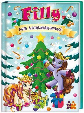 Filly - Mein Adventskalenderbuch